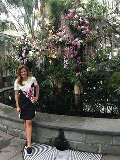 Ellen Tracy floral dress for spring MomTrendsMomTrends