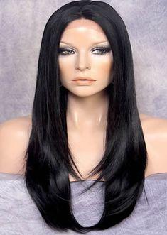 Peluca Larga Color Castaño Dorada y Destellos Color Castaño, Short Hair Styles, El Dorado, Hair Wigs, Haircuts, Colors, Bob Styles, Short Length Haircuts, Short Hairstyle