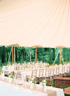 tented Virginia reception | Photography by annerobertphotography.com |  Event Planning by asimplychicevent.com |  Floral Design by hollychappleflowers.com |  Read more - http://www.stylemepretty.com/2013/07/02/virginia-wedding-from-anne-robert-photography-simply-chic-events-holly-heider-chapple-flowers/
