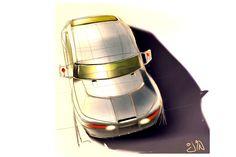 TOYOTA FJ Cruiser Image sketch