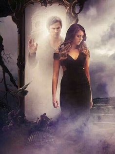 Find images and videos about the vampire diaries, tvd and nina dobrev on we heart it - the app to get lost in what you love. Vampire Diaries Damon, Serie The Vampire Diaries, Vampire Diaries Wallpaper, Vampire Daries, Vampire Diaries Seasons, Vampire Diaries Quotes, Vampire Diaries The Originals, Stefan Salvatore, Delena