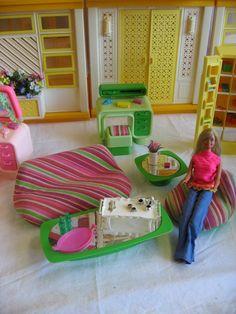 Barbie Dream Furniture Collection by Mattel, 1978