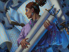 Mage Scholar by LucasDurham.deviantart.com on @DeviantArt