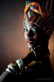 mujeres de la costa de marfil de joana choumali, joana choumali femme Côte d'Ivoire