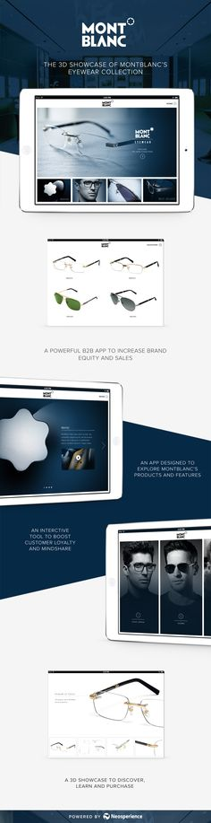 Montblanc app, powered by Neosperience, is designed to represent the core values and features of the brand, to boost loyalty and mindshare.