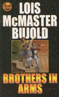 CLYDE CALDWELL - Brothers in Arms by Lois McMaster Bujold - 2008 Baen Books