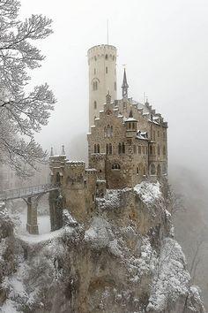 Schloss Lichtenstein. From h4ilstorm on Tumblr