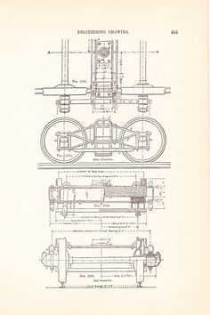 Srm qg 25001895 steam cars pinterest locomotive steam 1886 technical drawing railroad car antique math geometric drafting interior design blueprint art illustration framing 100 years old malvernweather Gallery