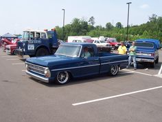 1967 Ford f100 46l swap from 03 crown Vic  Local rides