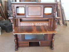 Was a pump organ; is a desk! More