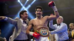 'Ring ka king': Twitter on Vijender Singh's historic victory over Kerry Hope   other sports   Hindustan Times