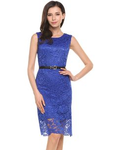 Black Sleeveless Floral Lace Backless Wave Hem Brims Going Out Dress