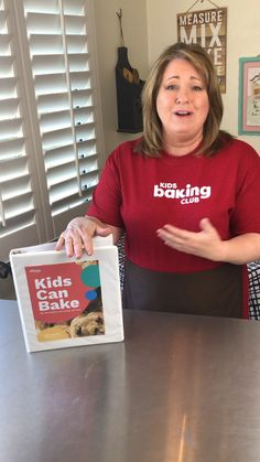 Teach math, science and literacy with baking. It's edible learning kids love. Free KIDS CAN BAKE cookbook. KidsBakingClub.com