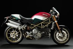 The Ducati Monster defines the very market it created, the naked bike, and is an Octane Icon. Ducati Monster S4r, Moto Bike, Motorcycle Art, Ducati Motorcycles, Custom Motorcycles, Icon Gear, Ducati Desmo, Tech Art, Chopper Bike