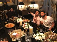 The Lyons Returns Tomorrow 😊😊 ~J Jussie Smollett, Empire, Table Settings, Instagram, Table Top Decorations, Place Settings, Dinner Table Settings, Setting Table