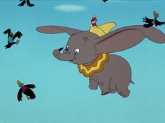17 Dumbo Quotes That Will Help You Reach New Heights