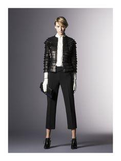 Giorgio Armani Pre-Fall 2014 – Vogue