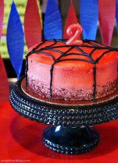 Big Chocolate Birthday Cake Veronica
