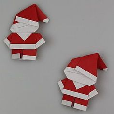 Visit the webpage to learn more on Origami Art Origami Xmas, Arts And Crafts, Paper Crafts, Diy Fan, Summer Diy, Advent, Santa, Christmas, Girls Toys
