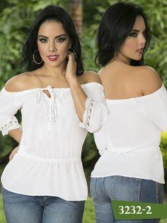 Blusa Moda Thaxx - Ref. 119 -3232-2