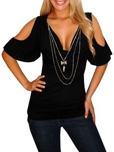 Fit And Ready (Black)-Great Glam is the web's top online shop for trendy clubbin… Club Outfits, Sexy Outfits, Fashion Outfits, Womens Fashion, Fashion Tips, Black Outfits, Club Dresses, Long Dresses, Casual Outfits