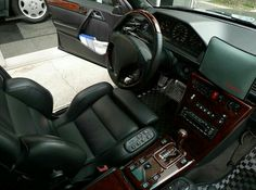 Mercedes-Benz w124 custom made interior