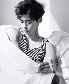 Imagem de lee jong suk, actor, and korean