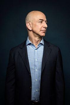 Why the National Enquirer's Attempt to Extort Jeff Bezos Backfired Bald With Beard, Bald Men, Millionaire Lifestyle, Karen Mcdougal, National Enquirer, Carter Page, Going Bald, Motivational Speeches, Make Money Blogging
