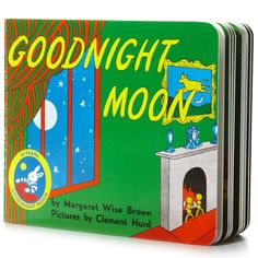 Goodnight Moon by Margaret Wise Brown & Clement Hurd