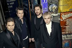 Duran Duran performs Wednesday at The Joint inside the Hard Rock Hotel & Casino Tulsa. Courtesy