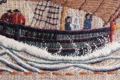 Quaker Lake Distric Tapestry