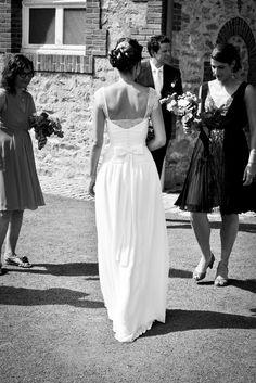 Aurélia Hoang, créatrice de robes de mariée sur-mesure à Lyon