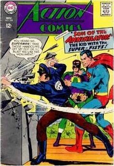Action Comics #356  ®