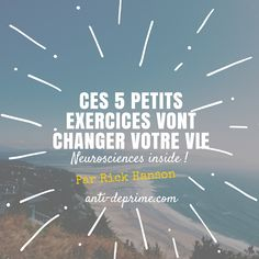 Ces 5 petits exercices