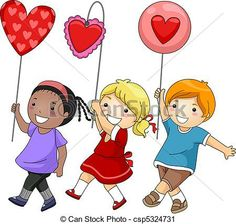 Valentine Parade - csp5324731