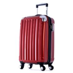 Olympia Stanton Hard Case CarryOn Burgundy One Size >>> This is an Amazon Affiliate link. Click image for more details.