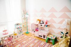 Love this room our old friend Mel did for her little girl Blake...xo