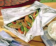 Grilling in Foil Recipes