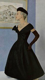 Penelope wearing Christian Dior for an opera gala at the Lyric Opera in  Chicago. 66fe6f08bfa