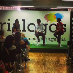 #Trialogos