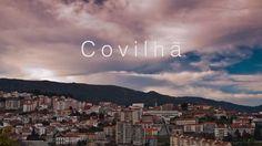 A Covilhã e a Serra da Estrela- Time Lapse