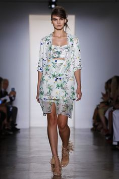Marissa Webb Ready To Wear Spring Summer 2016 New York - NOWFASHION