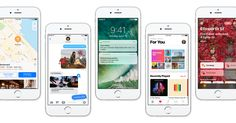 All the things you love to do are more expressive, more dynamic, and more fun than ever with iOS 10.