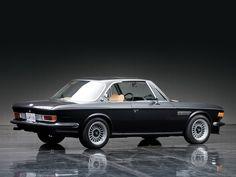 • obligatory reblog for sheer classic sexiness / 1974 BMW 3.0 CS