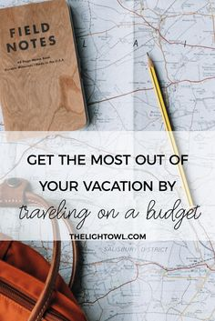 When you're on a tight budget, finding the time and money to travel can be a challenge. I'm spilling all my secrets about traveling on a budget.