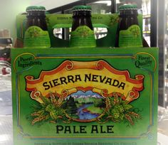Sierra Nevada Pale Ale  https://www.facebook.com/pages/Avas-Downtown-Market-Deli/326790720682124?ref=hl
