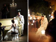 #wedding #music #romance #sparklers #vintage Memory Lane…Aaron & Leny » Jismarie's Photography