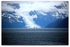 Glaciers near Whittier, Alaska 2010