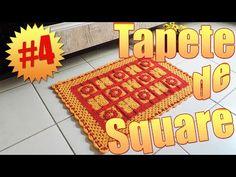 """Tapete de square #4 """"Soraia Bogossian"""" - YouTube"""
