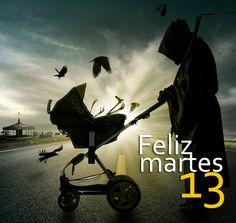 12 supersticiones y su significado - Artículos - Disgoo: Feliz martes 13.